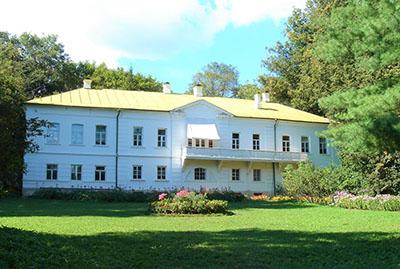 トルストイ邸