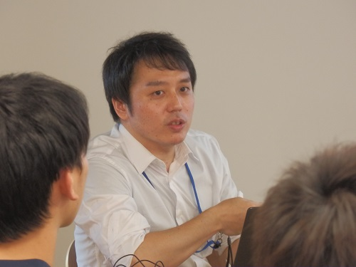 三菱電機株式会社 伊丹製作所 車両システム部 川端 宏武さん