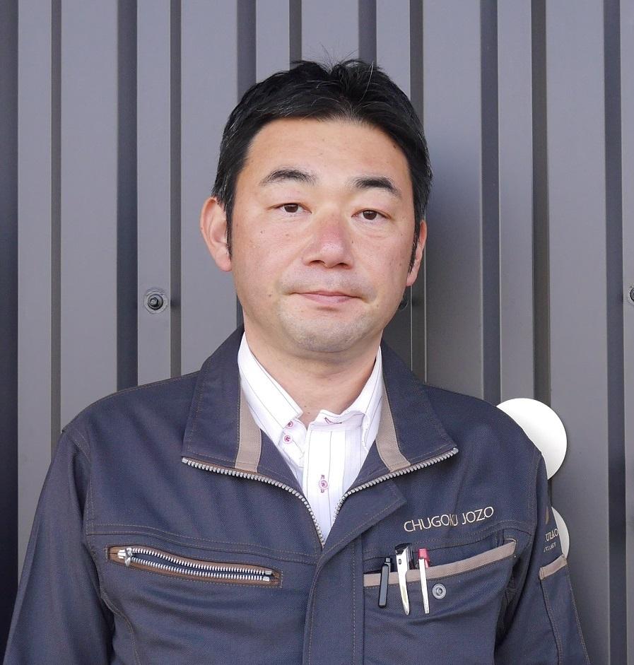 中国醸造(株) 山本 泰平さん