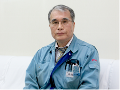 太洋電機産業株式会社 代表取締役社長  片岡 義男さん