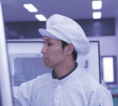 ローツェ株式会社 Rプロジェクト  川人 浩司さん