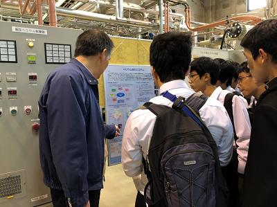 梅尾和則准教授による低温センター ヘリウム液化システムの紹介