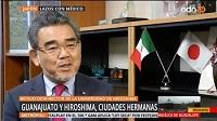 An interview to President Ochi