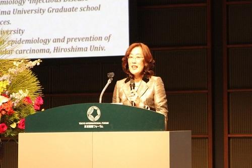 田中純子教授