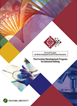The Frontier Development Program for Genome Editing Leaflet