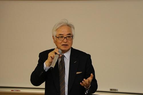 特別講義「世界に羽ばたく。教養の力」第2回目を開催しました