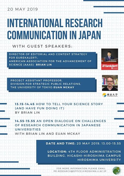 seminar on May 20