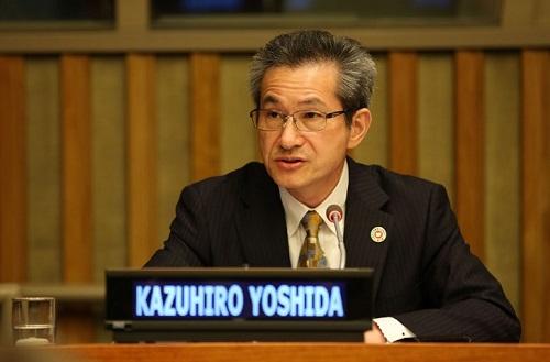Professor Kazuhiro Yoshida