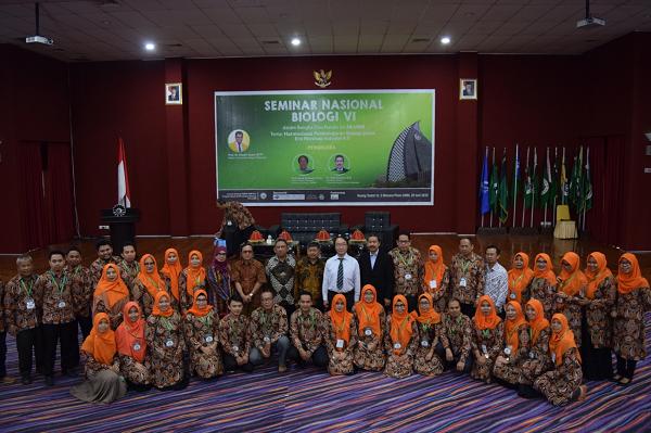 2019年6月に行われたインドネシア・マカッサル州立大学での基調講演