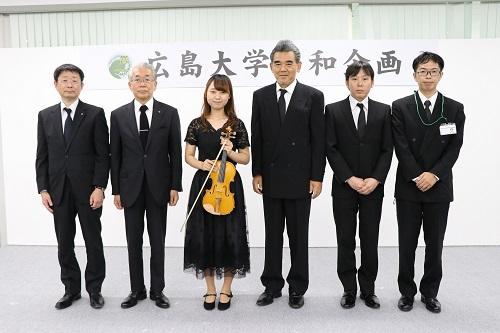 広島大学平和企画を実施しました