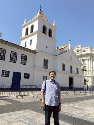 サンパウロのパテオ・ド・コレジオ