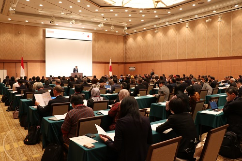 The 5th Japan-Indonesia Rectors'Conference