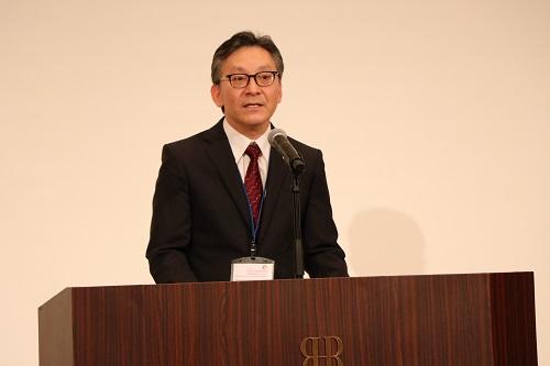 Mr. Satonobu Matsunaga