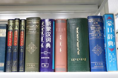 さまざまな言語に対応するための辞書