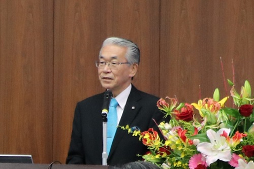 Executive Vice President Sato's opening remarks