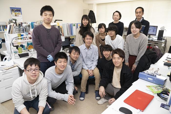 大山先生と生徒