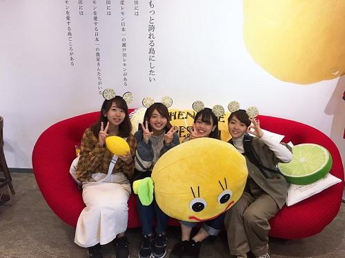 瀬戸田での実地調査(2)