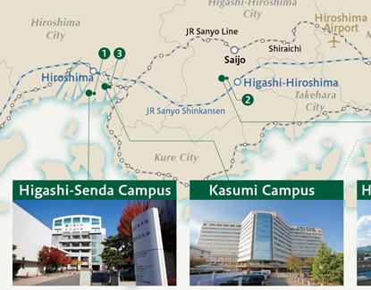 campus location