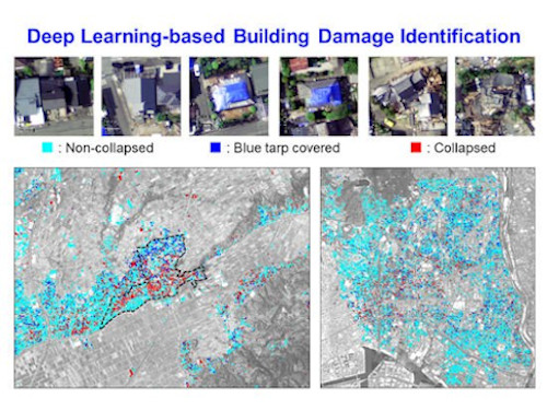 Hiroshima University researchers teach AI to rapidly assess damage for disaster response