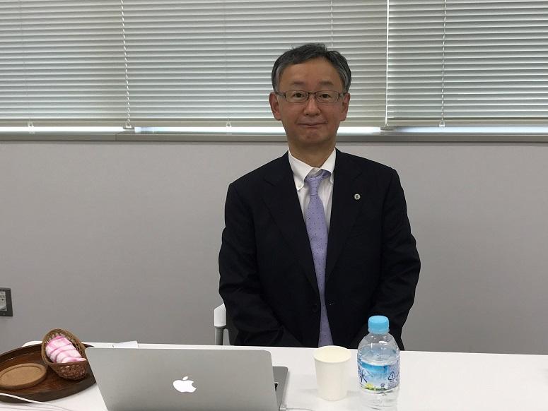 永谷典雄広島地方裁判所長による講演が行われました | 広島大学