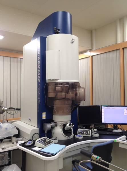 高知コア研究所のTEM
