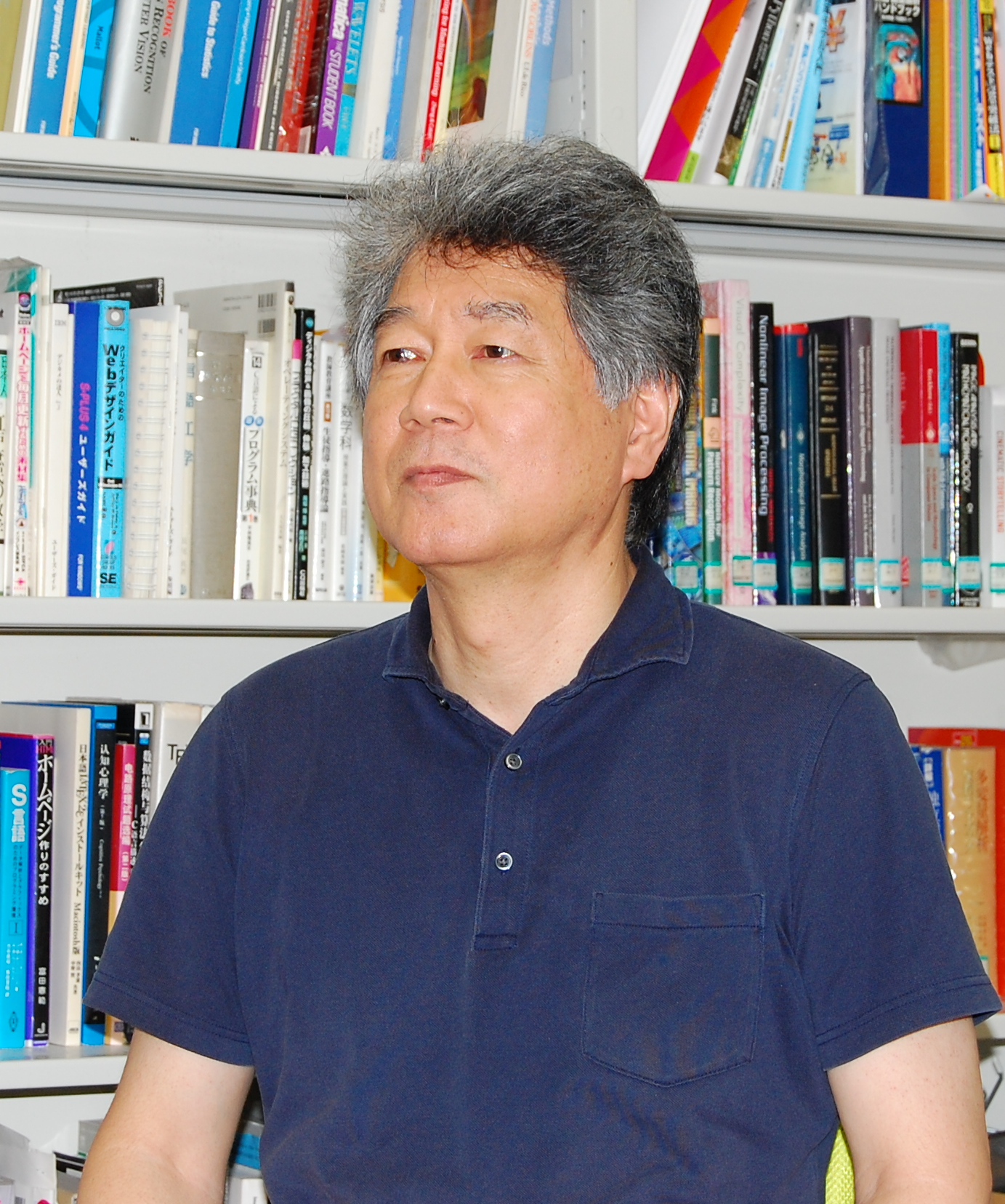 AI・データイノベーション教育研究センターAI部門長 栗田多喜夫