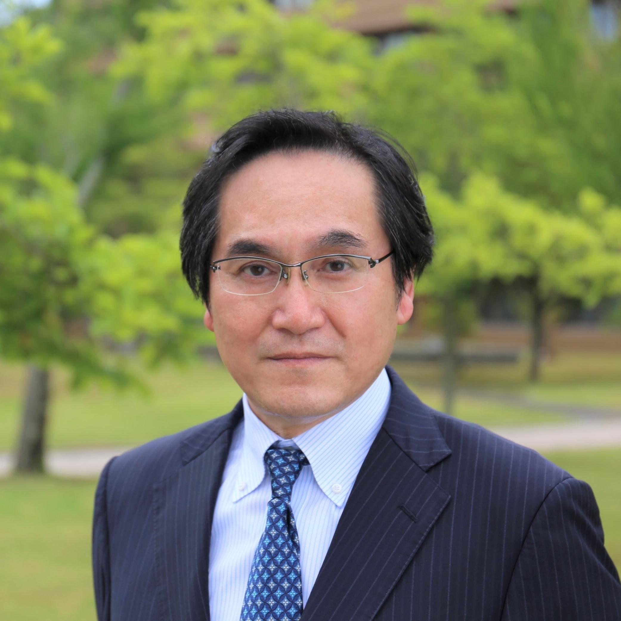 AI・データイノベーション教育研究センター連携部門長 串岡勝明