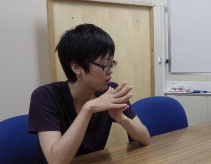 写真:野波さん