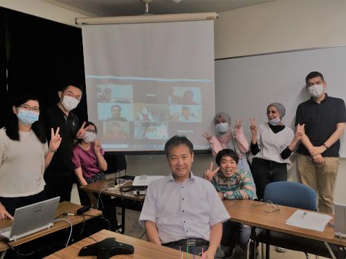 Hiroshima University Professor Takuya Baba gets 2020 JICA President Award