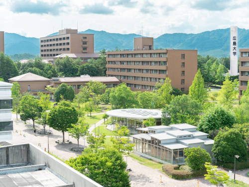 "Hiroshima University joined the global fight against COVID-19 last April through the ""Hiroshima University CoV-Peace-Project."""