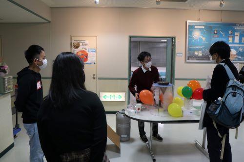 放射光科学研究中心 实验角