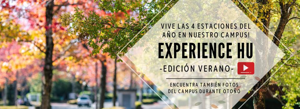 Experience HU - Verano