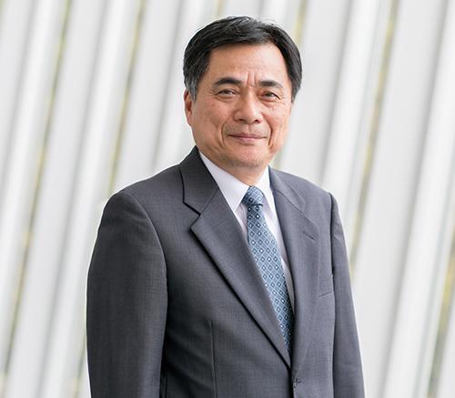 Dean, the School of Informatics and Data Science, Masaaki Kijima