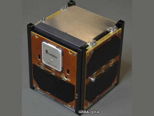GRBAlpha nanosatellite