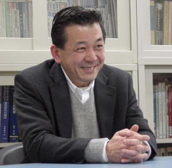 写真:二川先生