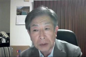横山 伸也 東京大学名誉教授