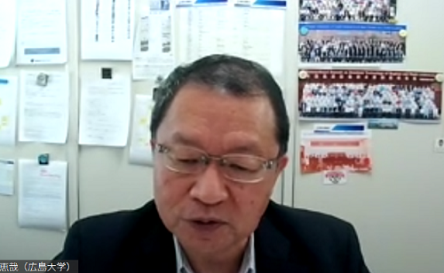 西田 恵哉特任教授