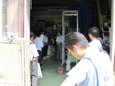 地盤工学実験室2