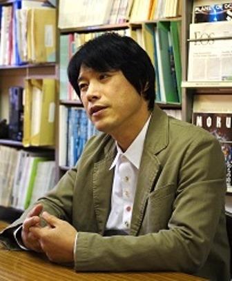 写真:長沼先生