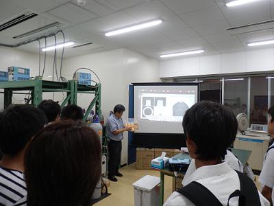 材料成形研究室