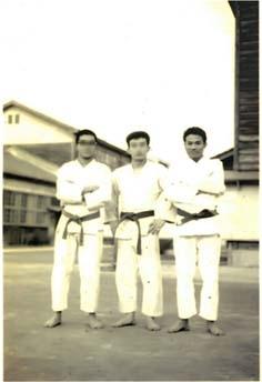 学生時代の写真(1964年)