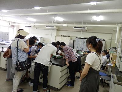 第三類実験室
