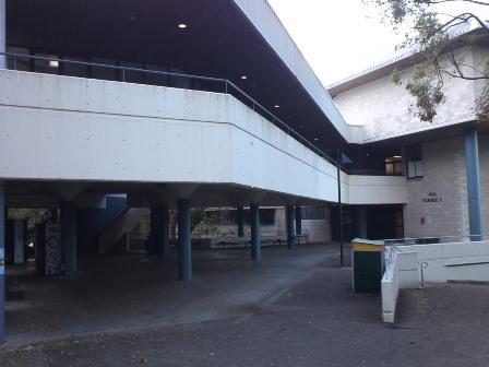 写真 留学先の研究センター