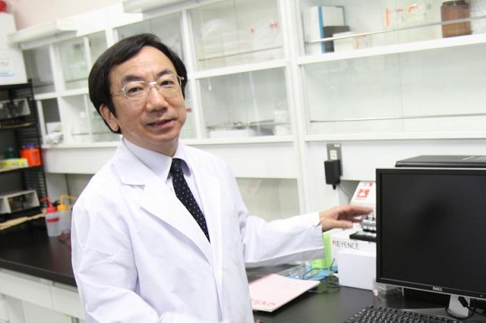 松浦 伸也 教授
