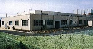 環境安全センター外観