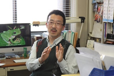 三浦 郁夫准教授