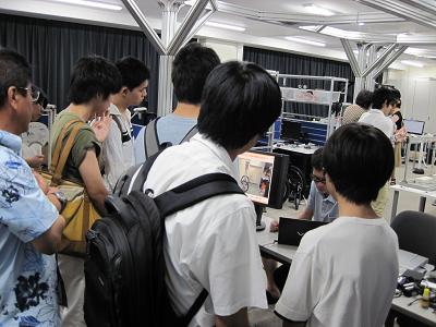 ロボティクス研究室1