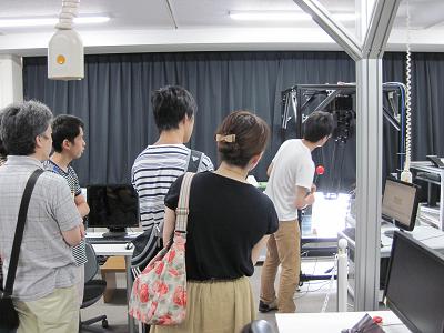 ロボティクス研究室