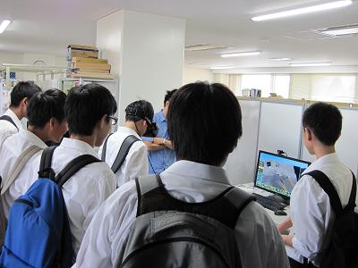 ビジュアル情報学研究室1