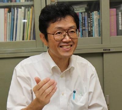今後の目標を語ってくれた太田教授